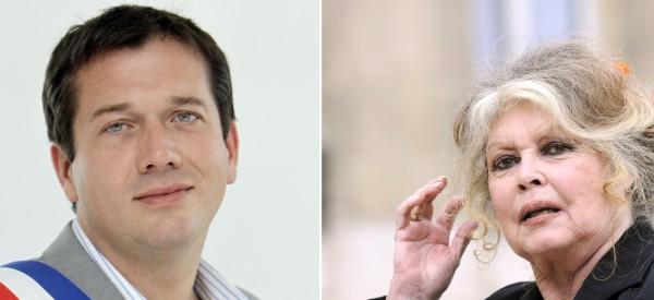 Pourquoi Bardot est furieuse contre ce maire FN