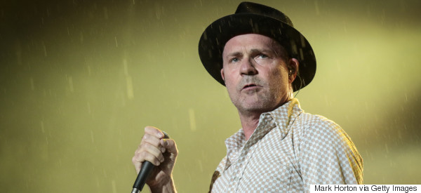 If Canada Could Sing, It Would Sound Like Gord Downie