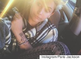 Paris Jackson Gets More Ink In Memory Of Her Dad
