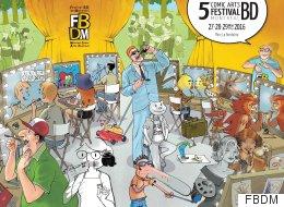 Festival BD de Montréal 2016: la bande dessinée à l'honneur