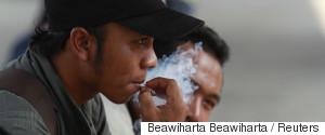 CHILD SMOKING INDONESIA