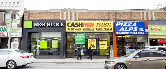 PAYDAY LOAN ONTARIO