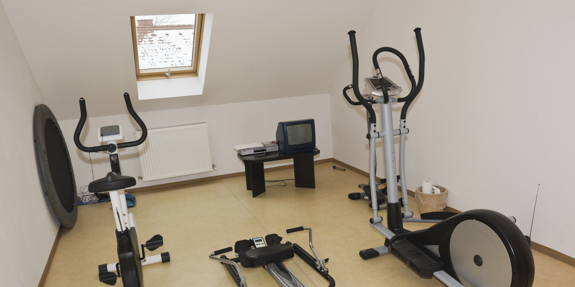 equipment exercise gym huffpost