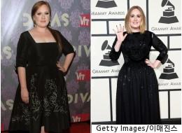 14kg을 감량한 아델의 놀라운 다이어트 비법