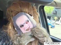 La tronchante respuesta de Chewbacca a la madre del viral