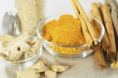 Ginger, turmeric and cinnamon | Pic: Getty Images