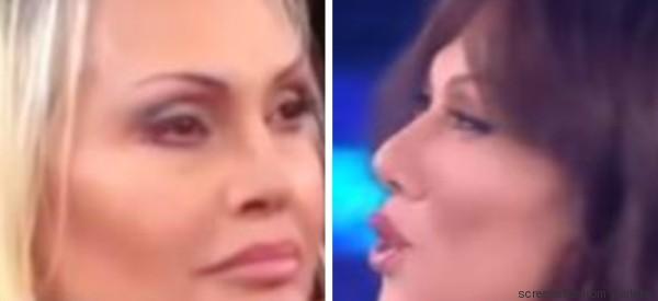 La risposta di Virginia Raffaele alle critiche della Oxa è degna di una vera comica