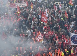 L'évolution de la mobilisation entre le 9 mars et aujourd'hui