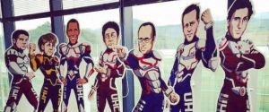 G7 SUPER HEROS