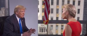 Trump And Megyn Kelly