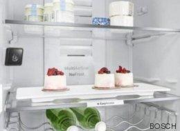 Contre le gaspillage alimentaire, des réfrigérateurs avec appareil photo intégré
