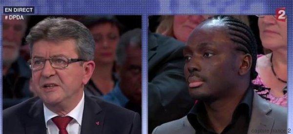 Qui est Djibril Bodian, le débatteur de Jean-Luc Mélenchon à DPDA?