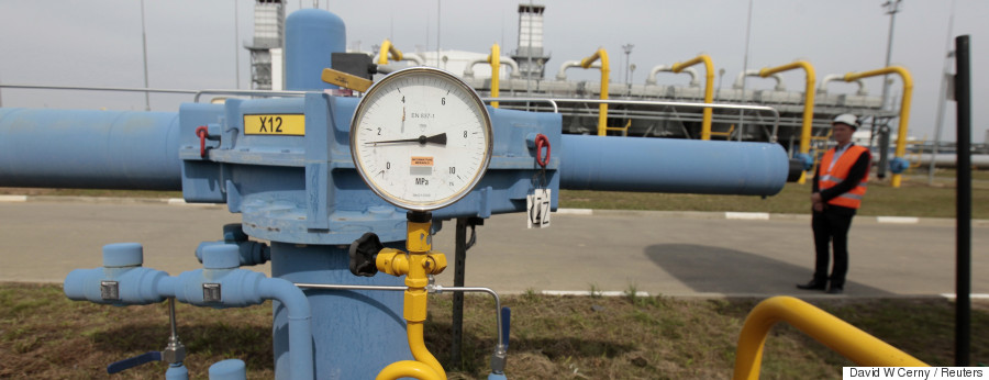 gas pipeline russia