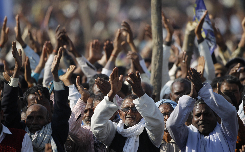 uttar pradesh dalits