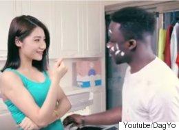 이보다 더 인종차별적인 광고는 있을 수 없다(동영상)