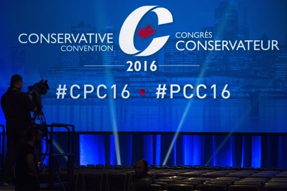 conservative convention
