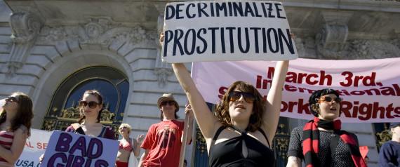 DECRIMINALIZE PROSTITUTION