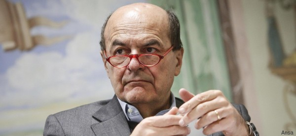 Bersani denuncia il sistema Renzi: