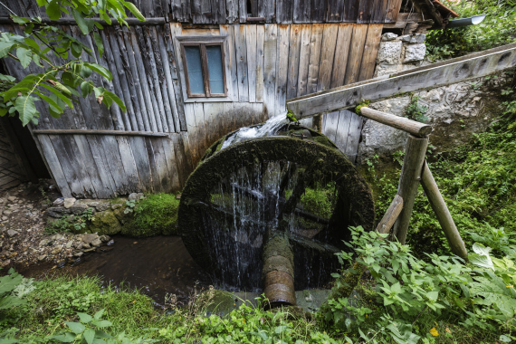 water mill europe