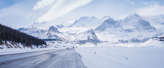 ICE ROAD CANADA