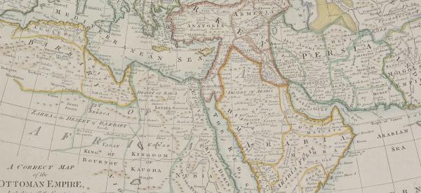 How Erdogan Rewrote History of the Great Arab Revolt