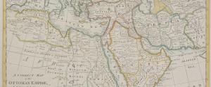 OTTOMAN ARCHIVE MAP