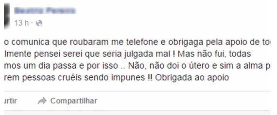 POST ESTUPRO COLETIVO RIO
