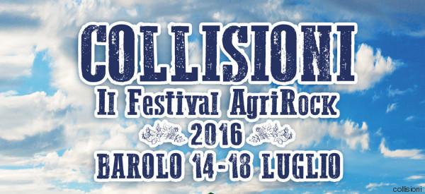 'Collisioni', il festival agri-rock torna a Barolo dal 14 al 18 luglio
