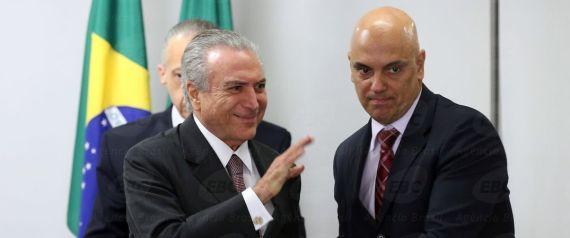 TEMER ALEXANDRE DE MORAES