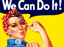 From Rosie the Riveter to Olympic Ties: This Week's Curios