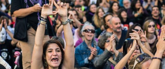 FEMINISM PROTEST