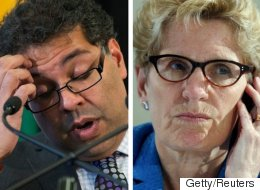 Nenshi Apologizes To Wynne Over 'Childish' Ridiculing By Wildrose