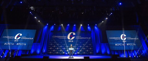 CONSERVATIVE CONVENTION 2016