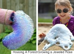 12 Exploding Science Experiments Perfect For The Backyard