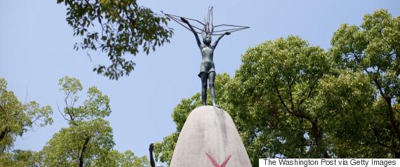 hiroshima monument