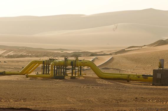 algeria energy