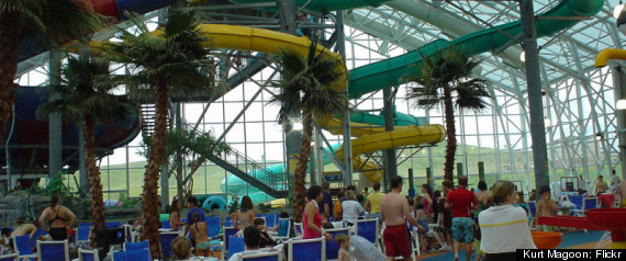 WATER PARKS SOUTH DAKOTA