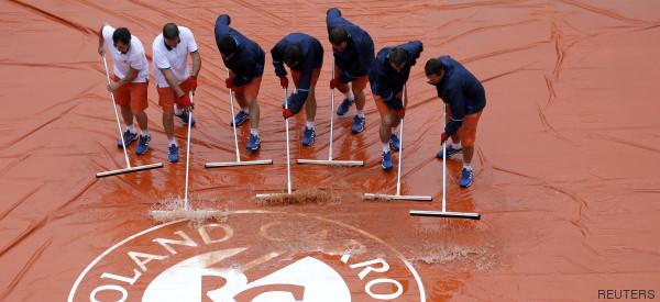 Coupure de courant à Roland-Garros, le monde entier privé d'images