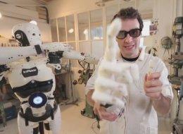 Vous pouvez fabriquer ce robot vous-même (VIDÉO)