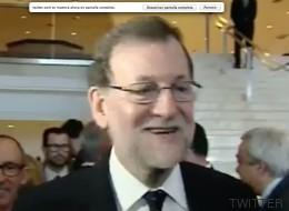 Rajoy habla sobre la final... y suelta esta frase que no hay quien entienda