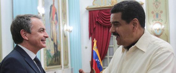 ZAPATERO VENEZUELA