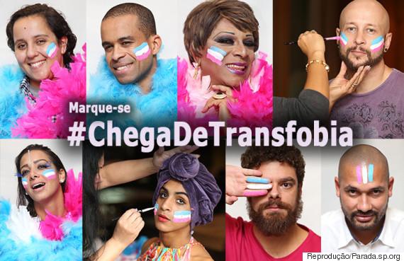 chega de transfobia
