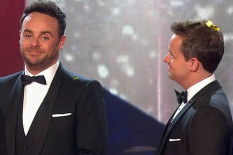 Ant and Dec | Pic: ITV