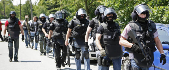 SPECIAL FORCES IN AUSTRIA