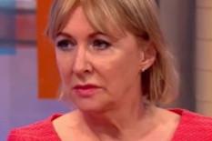 Nadine Dorries | Pic: ITV