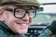 Chris Evans | Pic: BBC