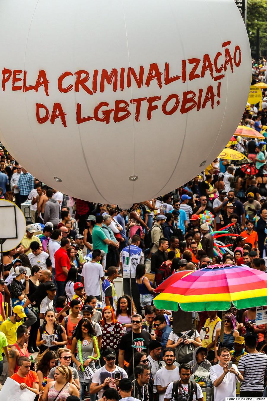 parada lgbt 2016