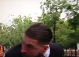Los reflejos de Ramos ante la rama asesina (VÍDEO)