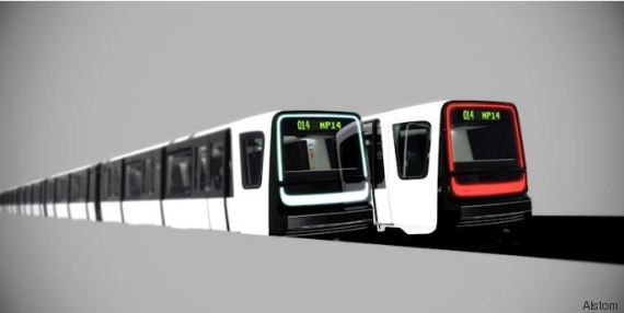 grand paris metro