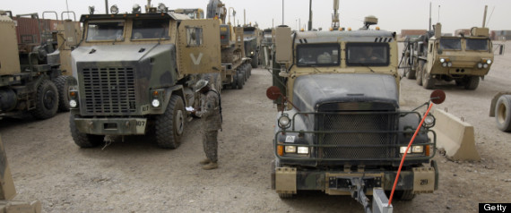 Iraq Withdrawal Tikrit